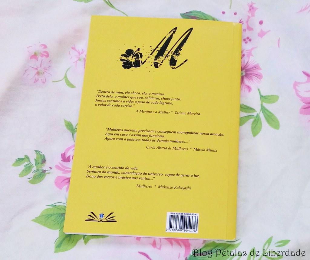 "Resenha, livro, ""Mulheres & Meninas"", capa, fotos, editora-illuminare, ro-mierling, opiniao, contos, poesia, antologia"
