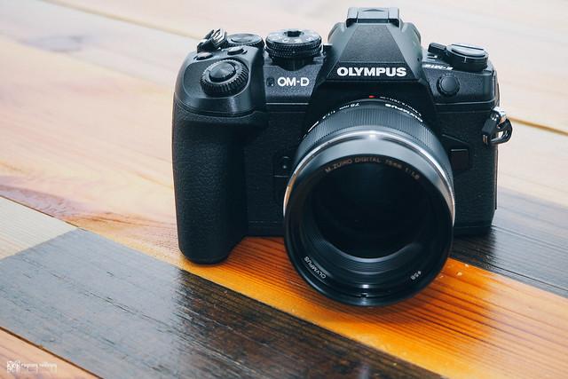 Olympus E-M1 II | Quiz | 01