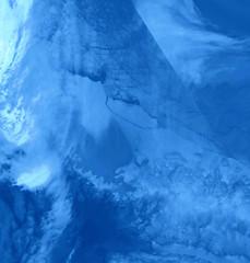 New, Large Iceberg from Antarctica 1