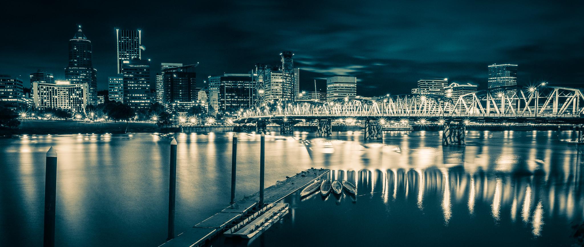Darker Portland