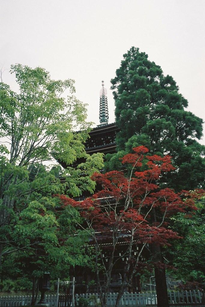 五重塔 The Pagoda