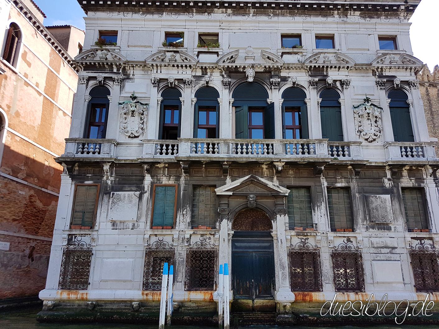 Venice Grand Canal travelblog duesiblog 39