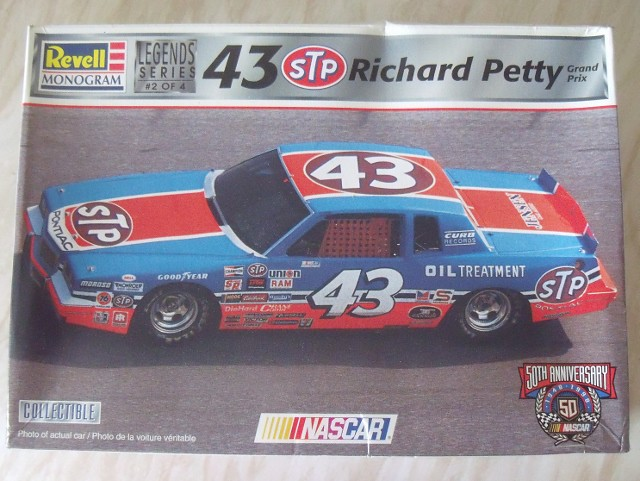 Richard Petty Pontiac Grand Prix 35894324525_596313c2af_z