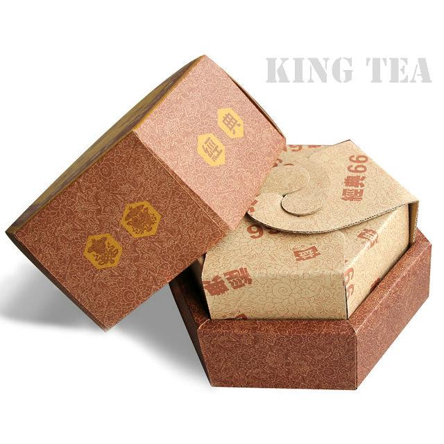 Free Shipping 2006 TAE TEA DaYi Classical 66 Random lot Tuo Bowl Nest 660g YunNan MengHai Organic Pu'er Pu'erh Puerh Ripe Cooked Tea Shou Cha