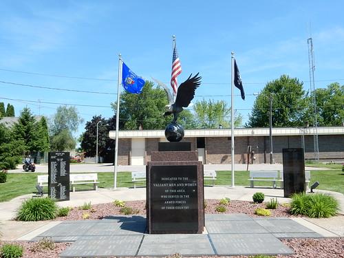 06-02-2017 Ride Veterans Memorial Plain,WI