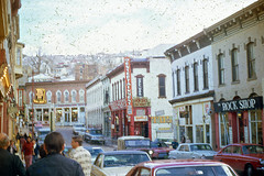 Kodachrome Slide of Central City, Colorado, 1972