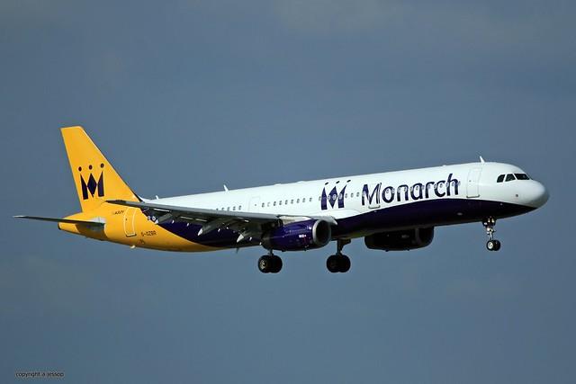 Monarch G-OZBR J78A1085
