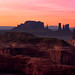 Monument Valley Sunset by Matt Payne Photography