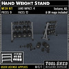 Tool Shed - Hand Weight Stand Mesh Kit Ad