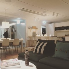 #ikeahotel living room