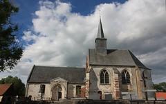 Verchocq - L'église- - Photo of Campagne-lès-Boulonnais