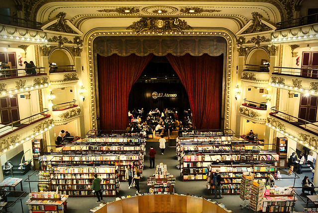 El Ateneo - Grand Splendid