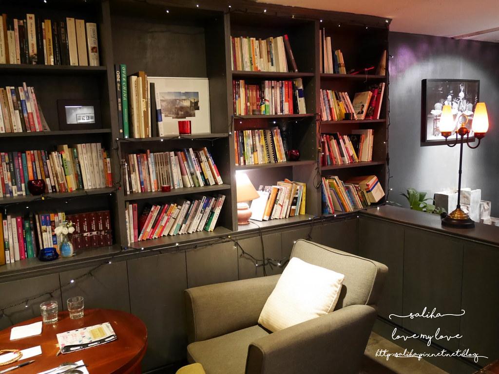 台北公館站汀洲路附近餐廳美食推薦瑪德蓮書店咖啡早午餐下午茶 (4)