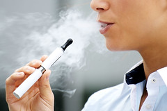 Electronic cigarettes are also as harmful as regular cigarettes