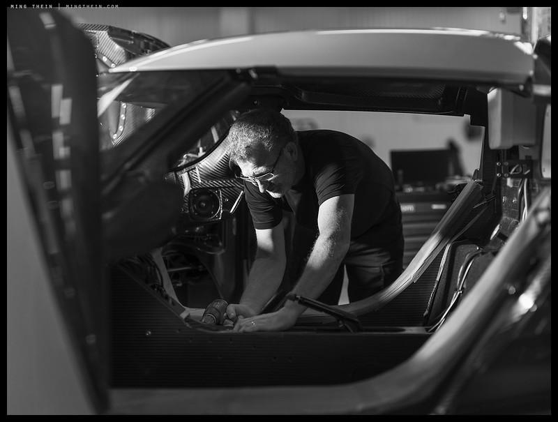 Behind the scenes at Koenigsegg