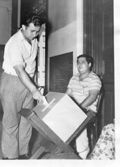 D.C. Laundry workers vote union: 1937
