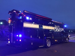 Beverly Hills PD Mobile Command Center