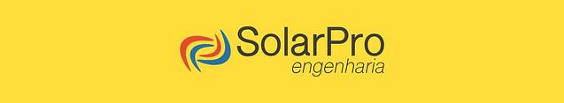 Logo Principal - SolarPro Engenharia