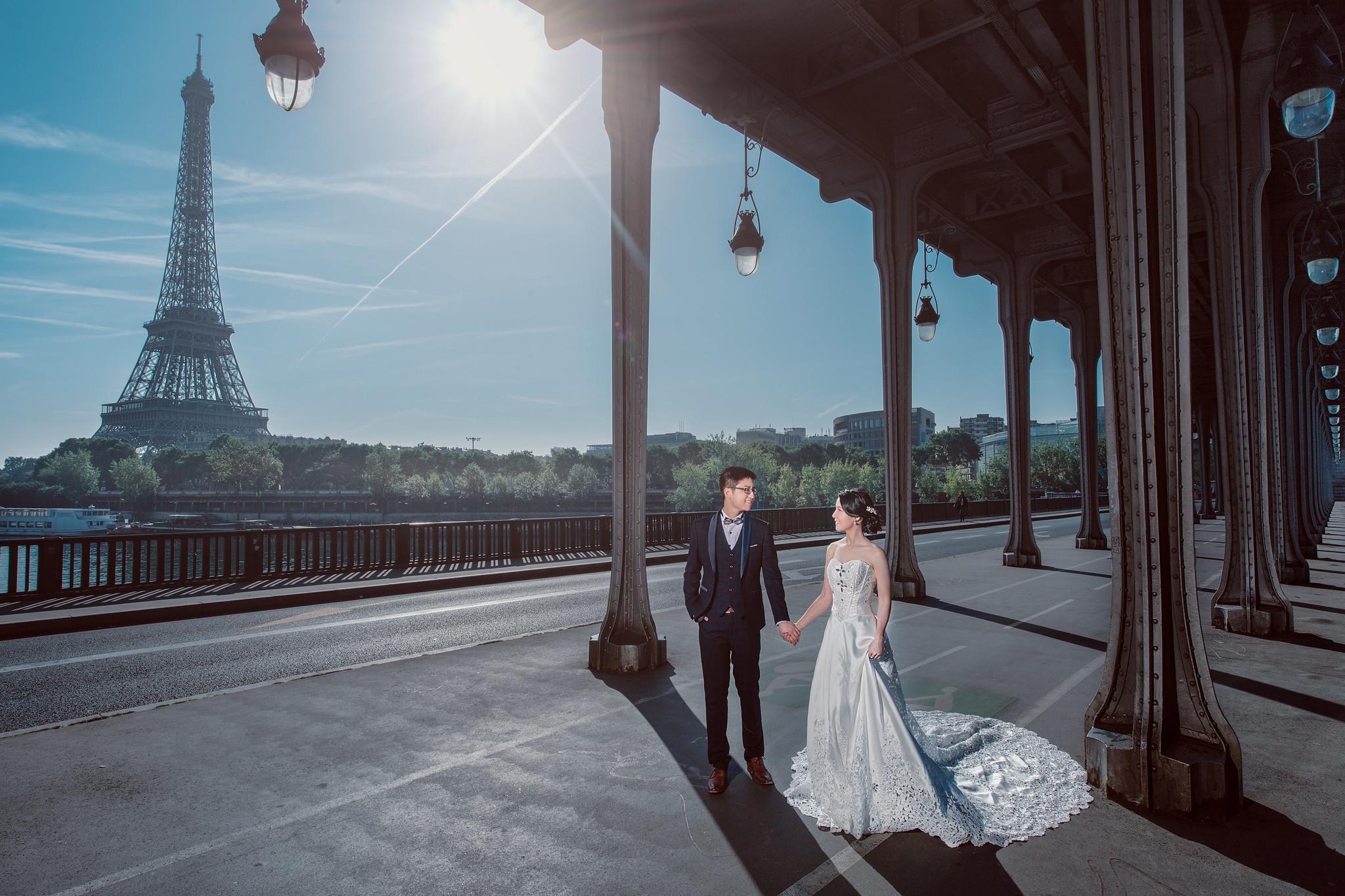 Donfer Photography, EASTERN WEDDING, 東法, 巴黎婚紗, Paris, 全面啟動, 海外婚紗, 藝術婚紗