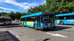 Montgomery County Transit Ride On 2016 Gillig Low Floor Advantage Diesel #44005D