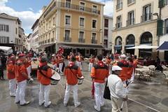 Le samedi 13 mai, nous étions à 88 jours de la Feria ! Les cafetiers de la place de la Fontaine Chaude et de la place Thiers ont lancé le compte à rebours!