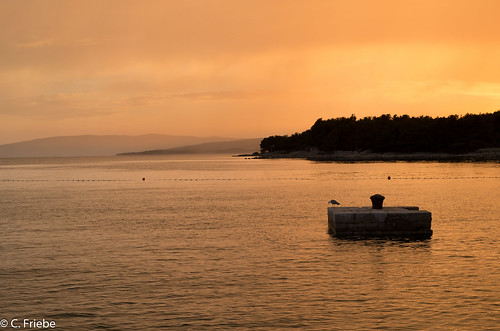 abendsonne beach inselkrk istrien kroatien mare meer ocean pentaxdahd35mm28macrolimited punat sea see sonnenuntergang strand seaside shore sundown sunset waterfront primorskogoranskažupanija