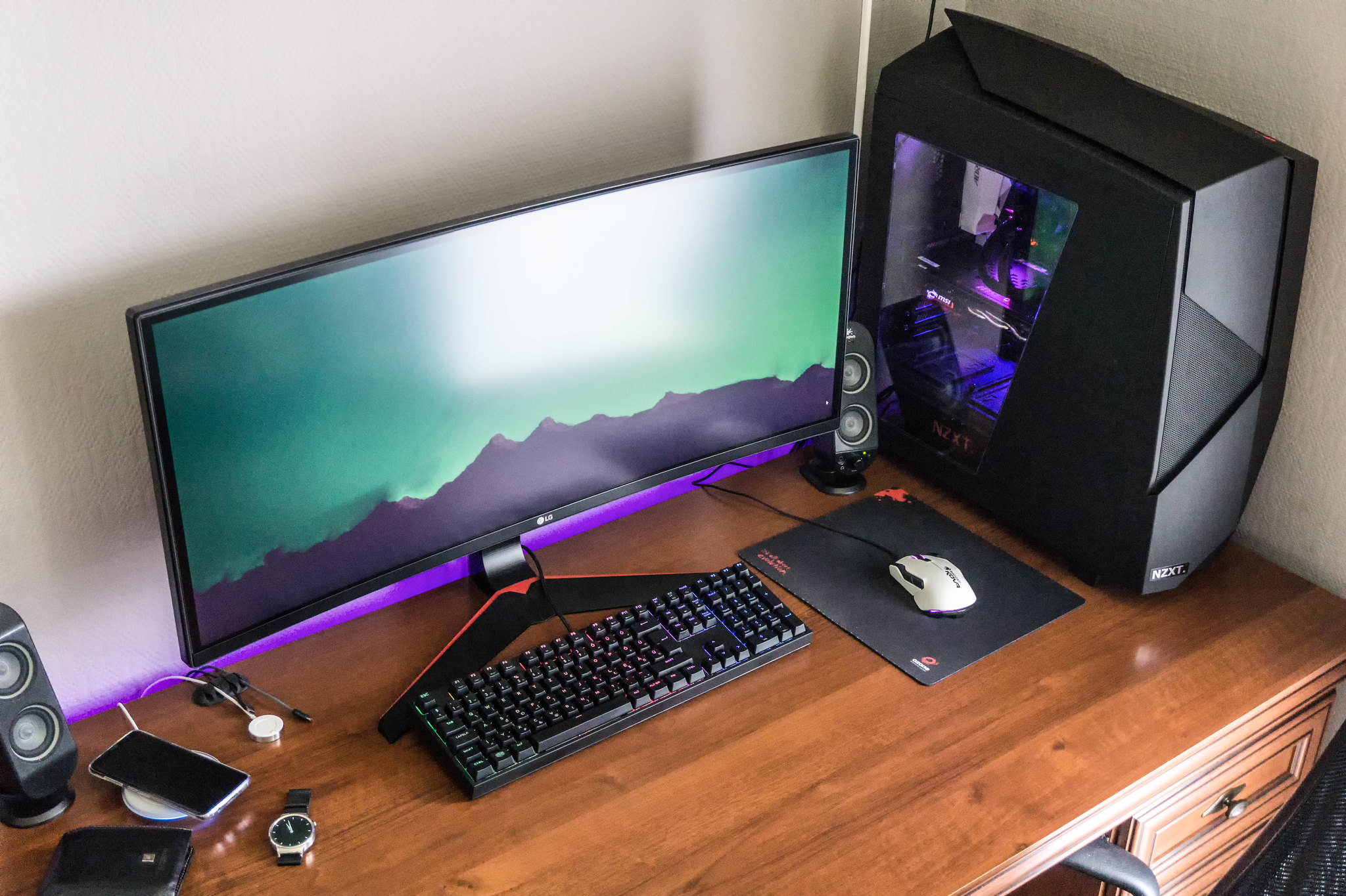 PC last build