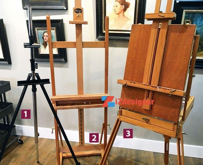 Những vật dụng cần thiết để vẽ tranh sơn dầu