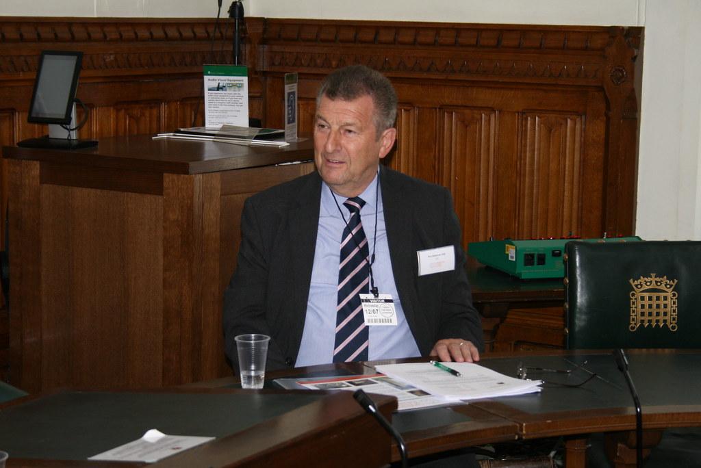 Roy Wakeman OBE