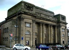 [51718] Stoke-on-Trent : Burslem - Town Hall