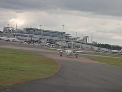 Flight LYS - BHX