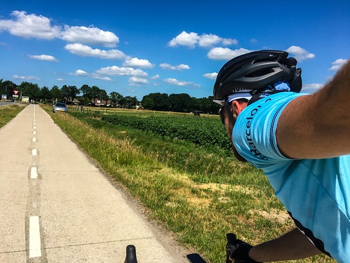 June 18 ride, 82km