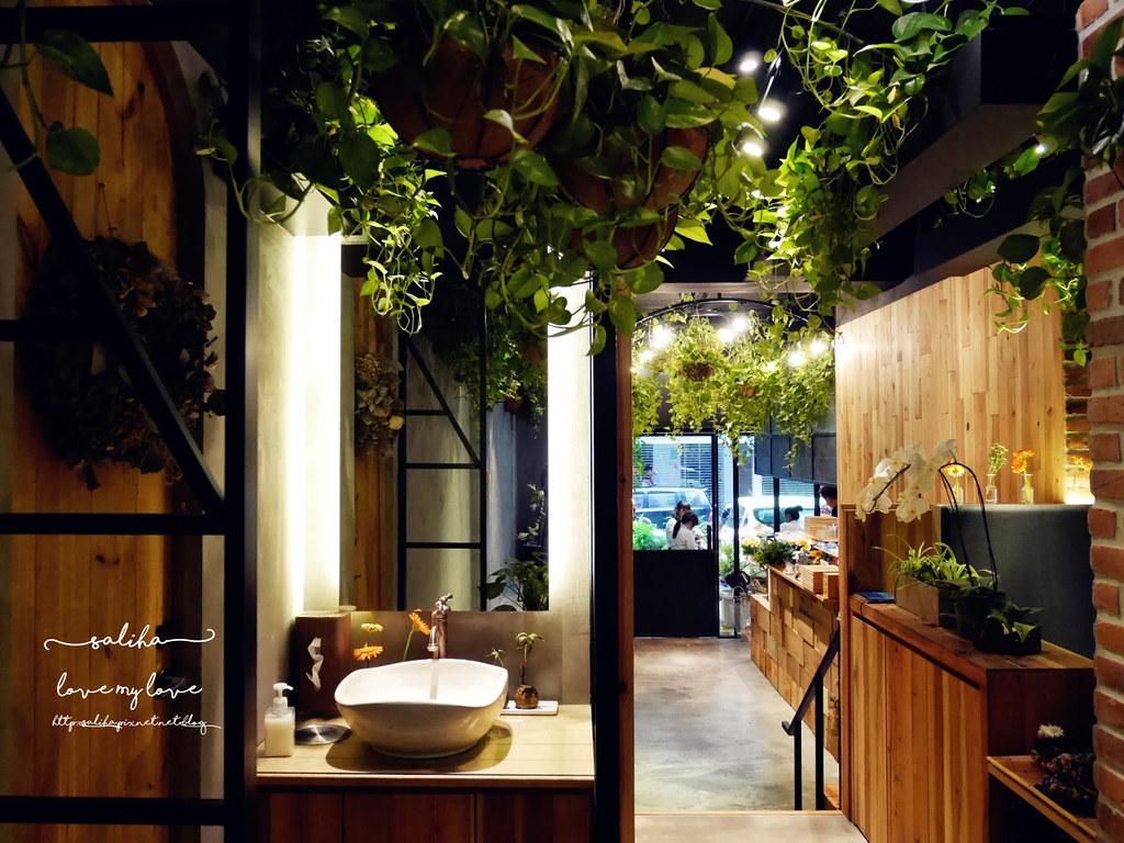 台北信義區花店咖啡館餐廳推薦FUJI FLOWER CAFE (4)