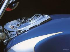 Triumph 800 BONNEVILLE AMERICA 2001 - 40