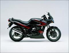 Kawasaki 500 GPZ 2001 - 8
