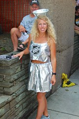 Woman's Stanley Cup