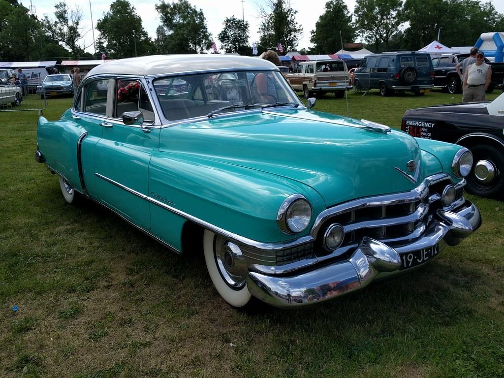 Usa Cars Nls Most Interesting Flickr Photos Picssr 1951 Cadillac Series 62 Sedan 19je72