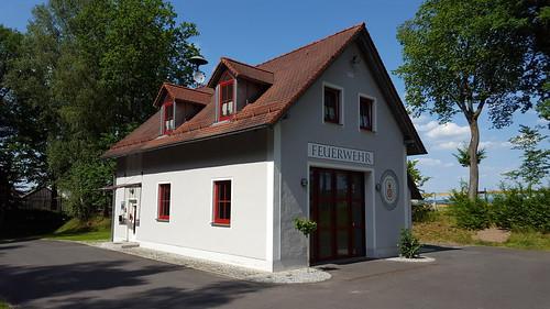 Feuerwehrgerätehaus Krondorf-Burgstall