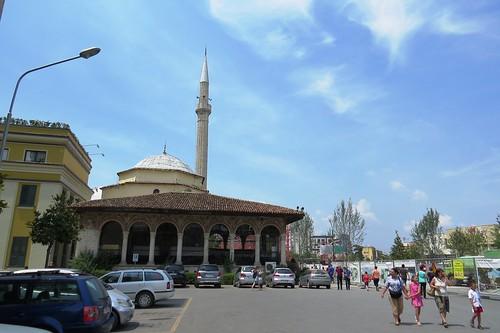 tirana albania mosque