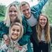 Christine Dancke, Julie Bergan, Martin Holmen og Vida Lill Berge - VG-lista Topp 20 - Rådhusplassen 2017