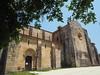 Iglesia del antiguo Monasterio de Carboeiro.