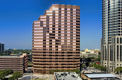 Wells Fargo Center, 100 South Ashley Drive, Tampa Florida, USA / Built: 1985 / Renovation: 2013  / Height: 311 ft (95 m) / Floors: 22 / Architectural Style: Modernism