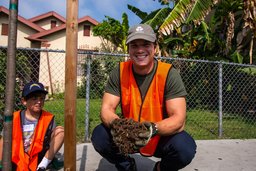Josh Lambo - Chargers Tree Care Huntington Park