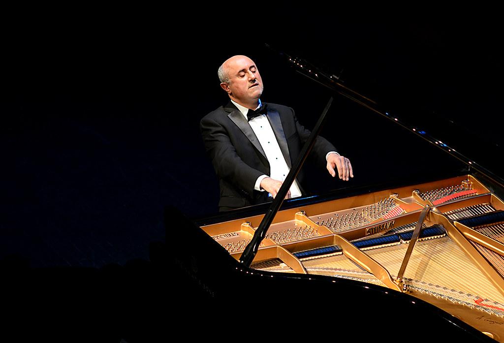 The Bachauer Piano Festival 2017