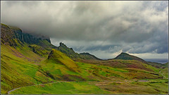 The Quiraing Road