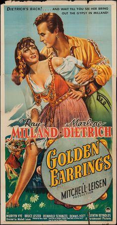 Golden Earrings - Poster 3