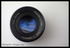Carl Zeiss Planar T* 50mm f/1.7 (C/Y)
