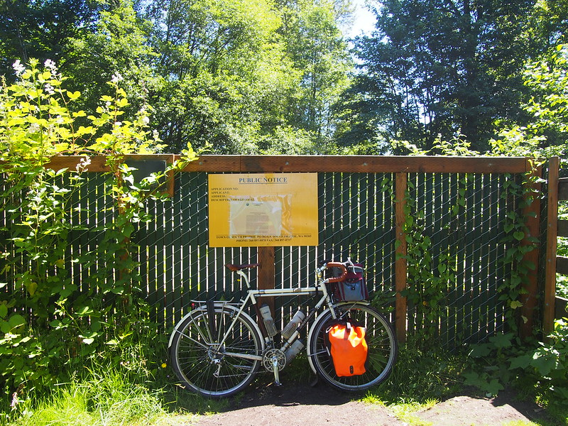 End of Foothills Trail: Or IS it?