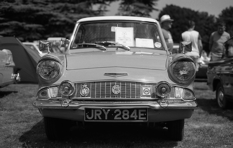 FILM - Ford Anglia