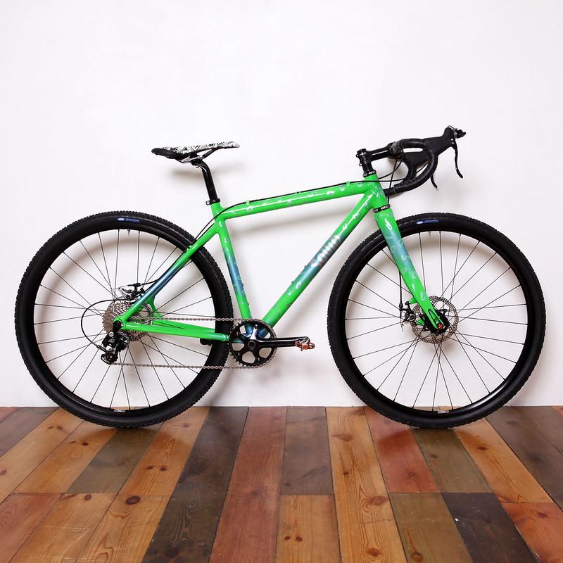 Squid Bikes / $QUIDCROSS!!! Painted by Swamp Things